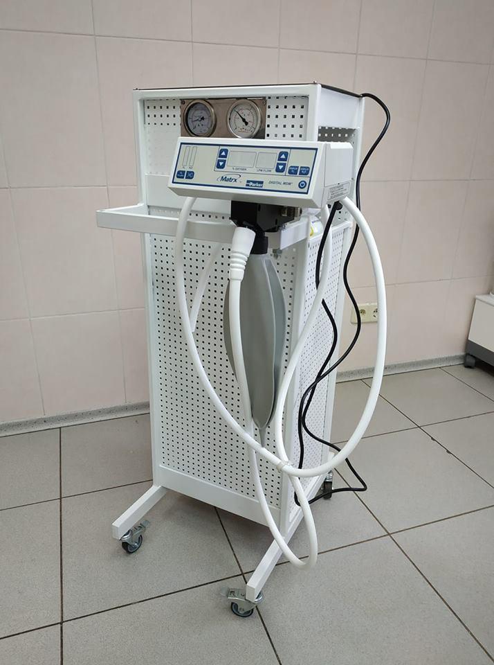Апарати Інгаляційної Аналгезії